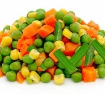 Mixed Vegetable (500Gm)